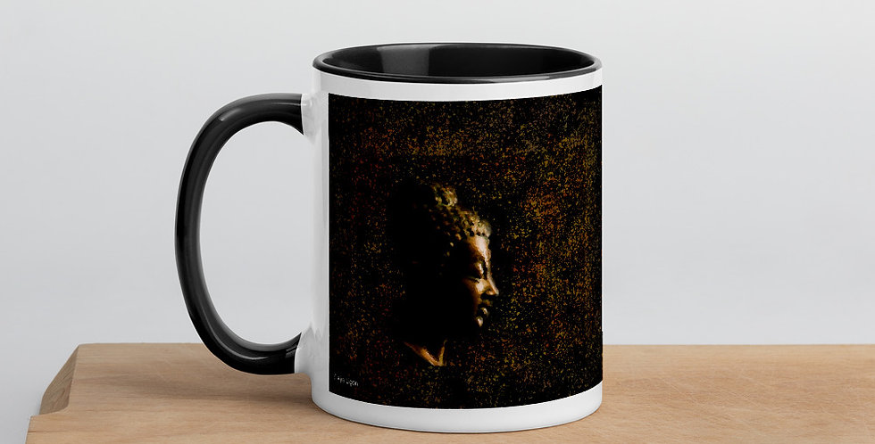 """Bronze Buddha"" Coffee Mug"