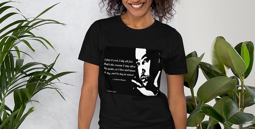 """Langston"" Unisex T-Shirt"