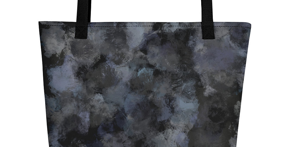 """Stormy"" Tote Bag"
