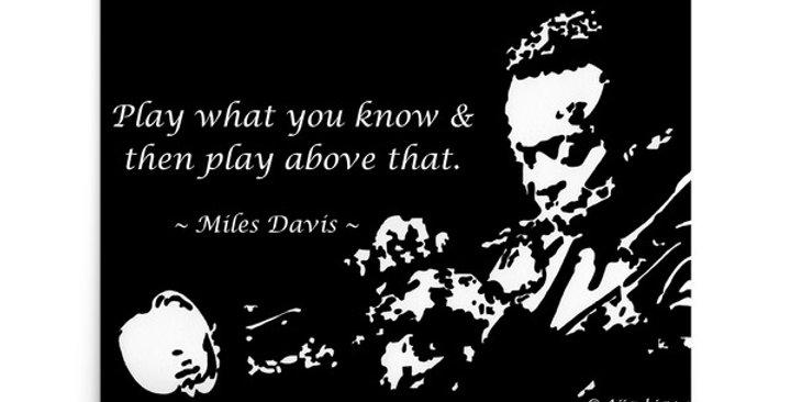 """Miles II"" Art Print"