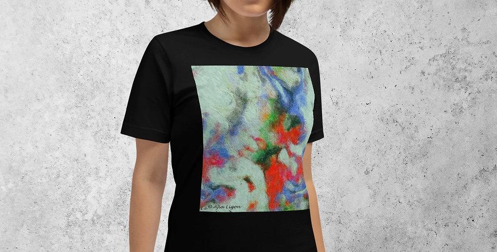 """""""Abstract Swirl II"""" Unisex T-Shirt"""