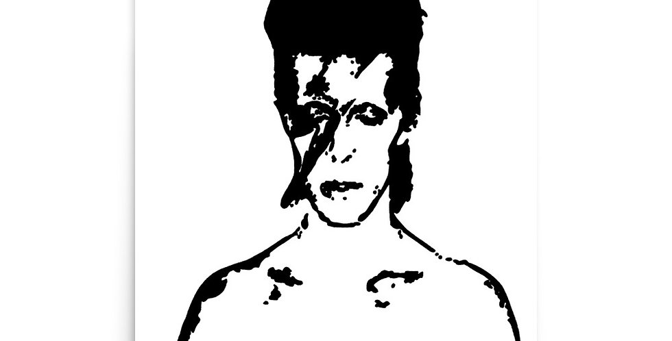 """Ziggy"" Art Print"