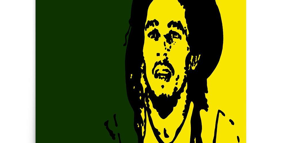 """Marley (Jamaica)"" Art Print"