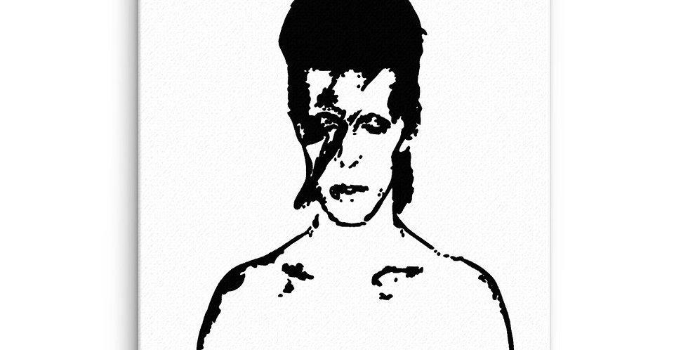 """""""Ziggy"""" Canvas Print"""