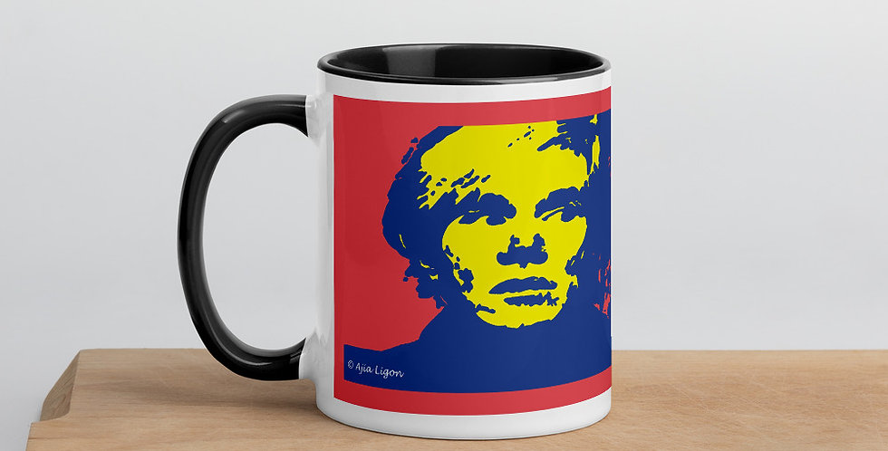 """Warhol (Pop) II"" Coffee Mug"