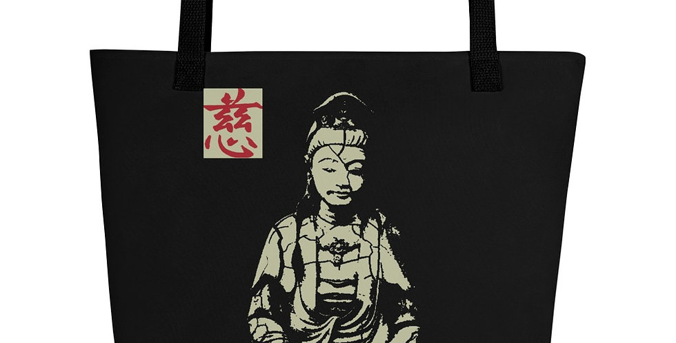 """Quan Yin (Stone)"" Tote Bag"