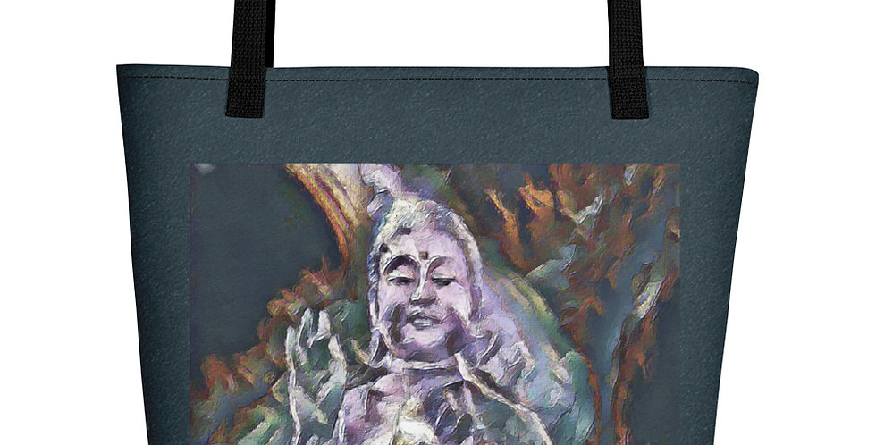 """Buddha (Pieces)"" Tote Bag"