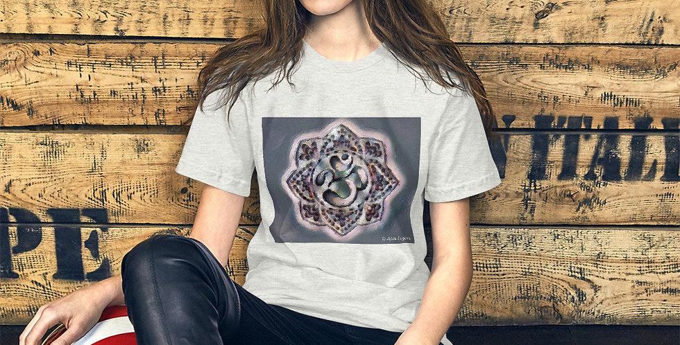 """Graffiti Om"" Unisex T-Shirt"