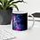 """Thumbnail: """"Abstract Flame II"""" Coffee Mug"""