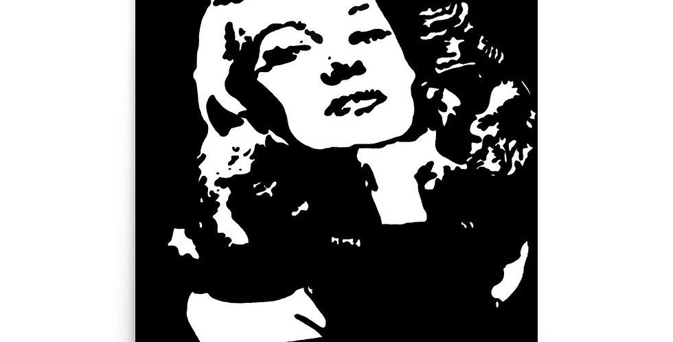 """Rita"" Art Print"