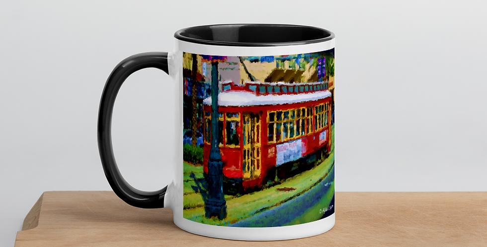 """Canal St. II"" Coffee Mug"
