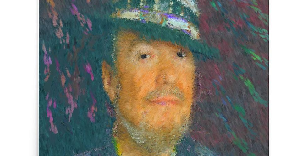 """Dr. John"" Art Print"