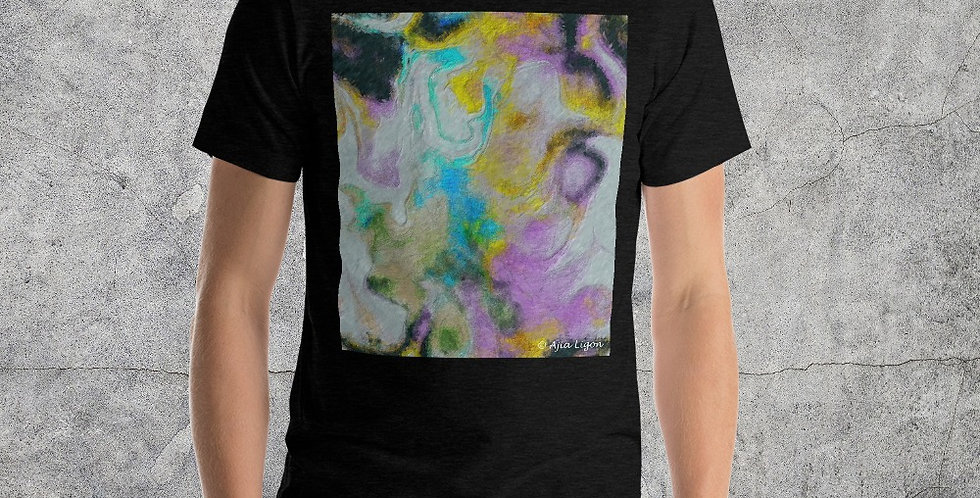 """Abstract Swirl"" Unisex T-Shirt"