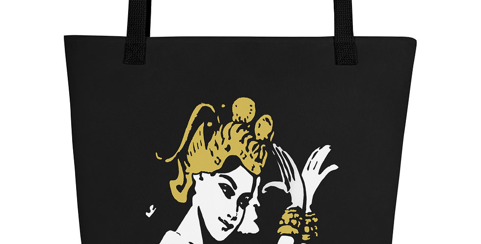 """""""Apsara"""" Tote Bag"""