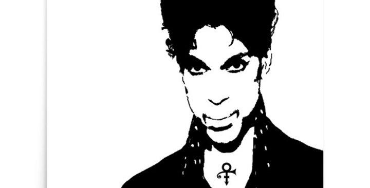 """""""Prince"""" Art Print"""