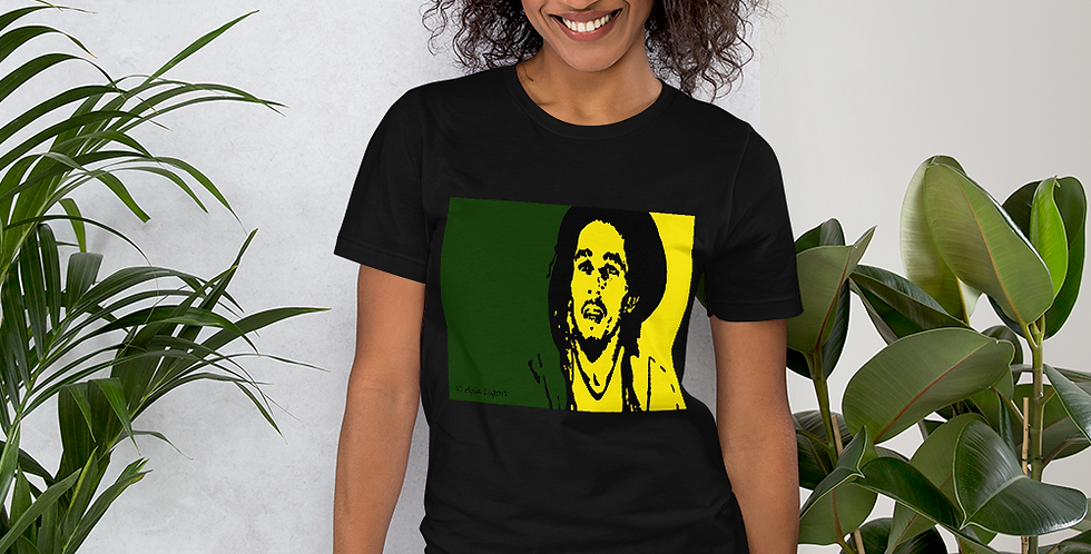 """Marley (Jamaica)"" Unisex T-Shirt"