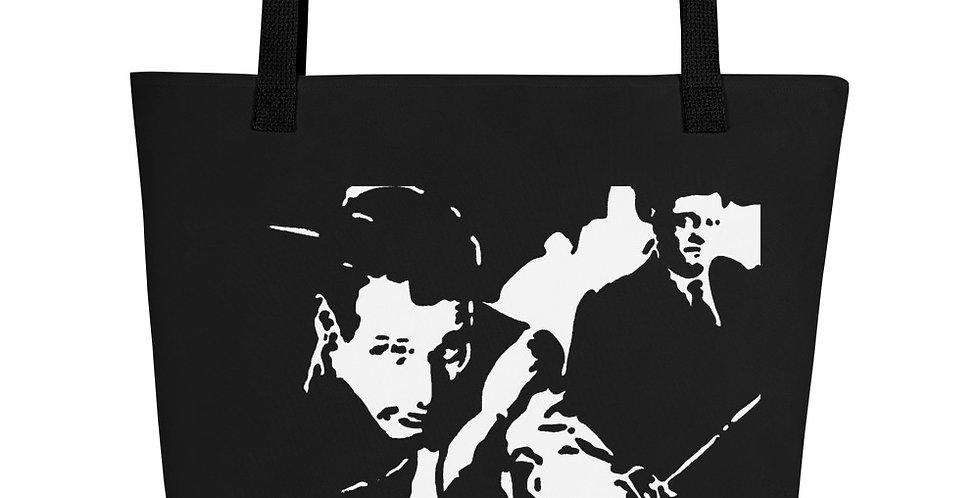 """""""Hustlin'"""" Tote Bag"""