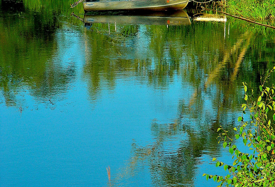 """1008 - """"Headwater Classical"""" - Limited Edition Metal Print  (assorted sizes)"""
