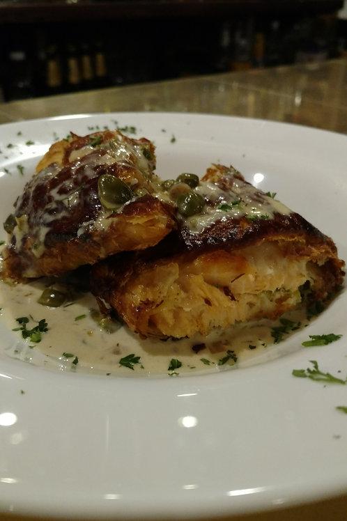 Salmon Kulebyaka Meal Kit