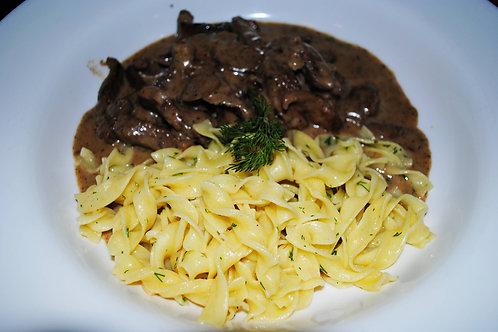 Beef Stroganoff Meal Kit