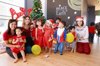 กิจกรรมวันคริสต์มาสและวันปีใหม่ 2015