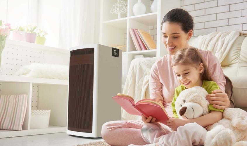 traitement air chambre