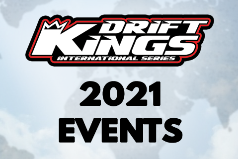 2021 Events - Updated Calendar