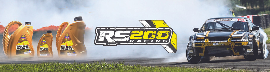 Drift Kings International Series Announces Partnership with RS200 Motor Oil