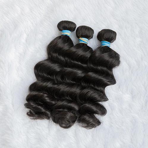 THE ELEANOR Natural Wave Luxury Hair Bundles