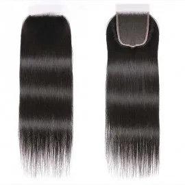 4x4 HD Straight Luxury Hair