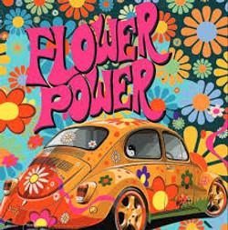 Blomstersstuga Flower power
