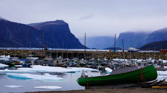Pang Harbour