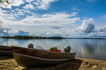 Nonacho Lake, NWT