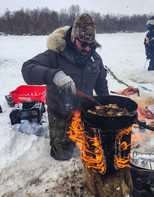 Swedish Chef/Candle