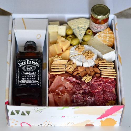 CAJA PICOTEO Jack Daniels Honey o Tradicional