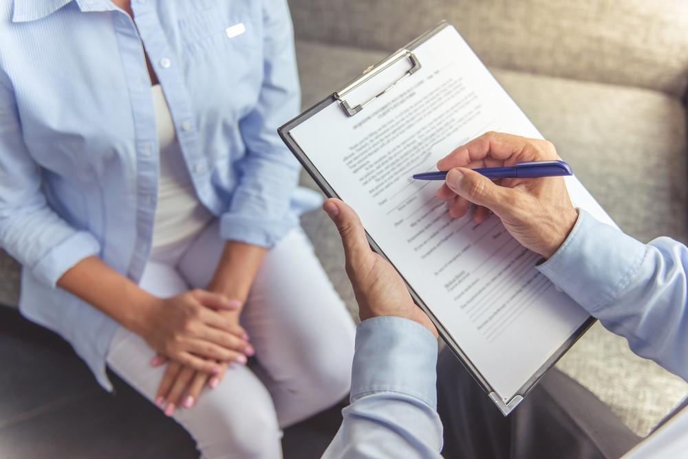 therapist relationship, intake