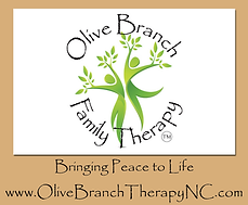 Logo for Olive Branch Family Therapy
