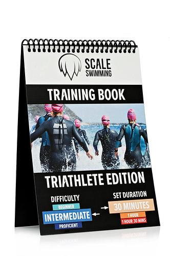 Waterproof TRIATHLON INTERMEDIATE Training Books