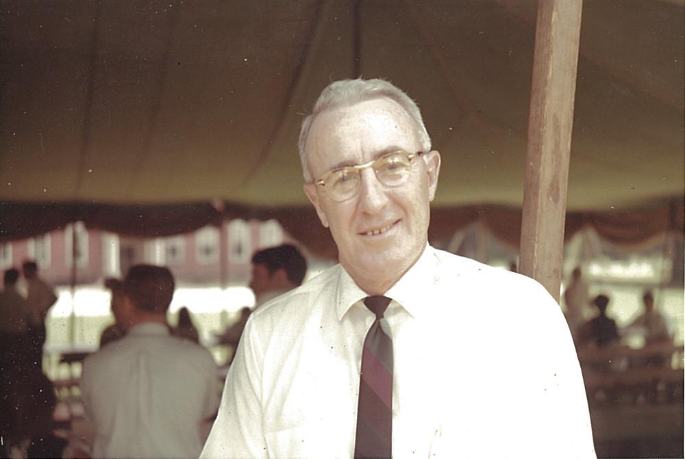 Photograph of Dr. Sam Smith