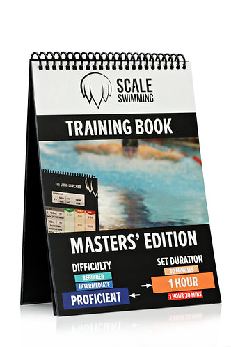 Waterproof MASTERS PROFICIENT Training Books