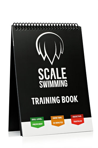 Waterproof TRIATHLON PROFICIENT Training Books