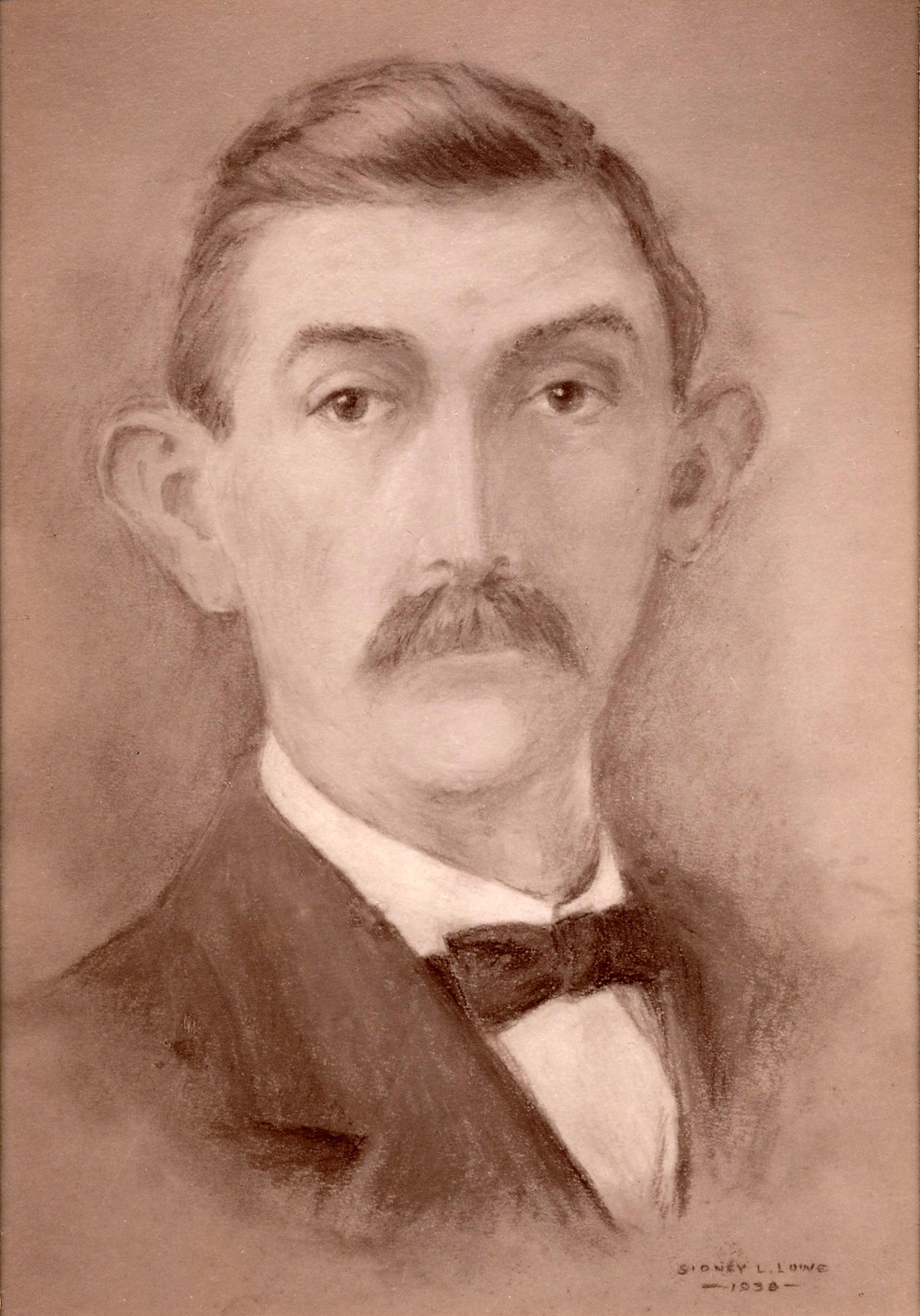 Drawing of W.W. Keys