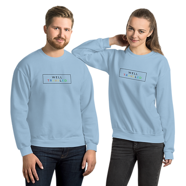 Well Traveled Unisex Sweatshirt