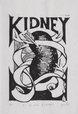 K is for Kidney (2)