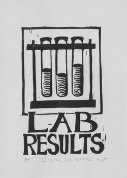 L is for Lab results