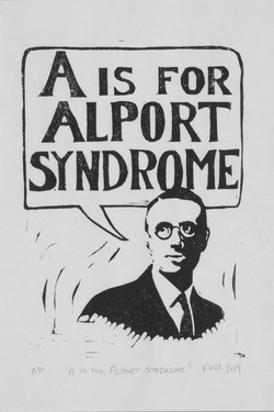 A is for Alport Syndrome