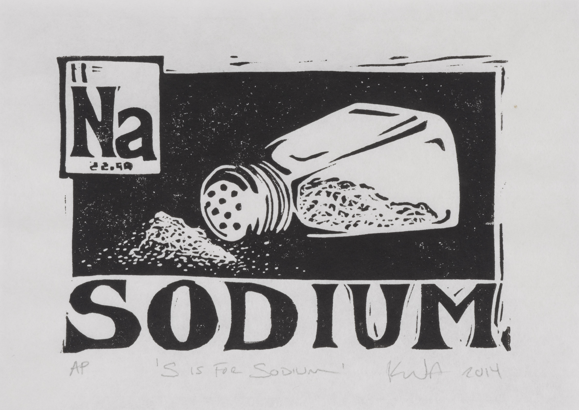 S is for Sodium