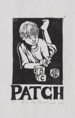 P is for Patch