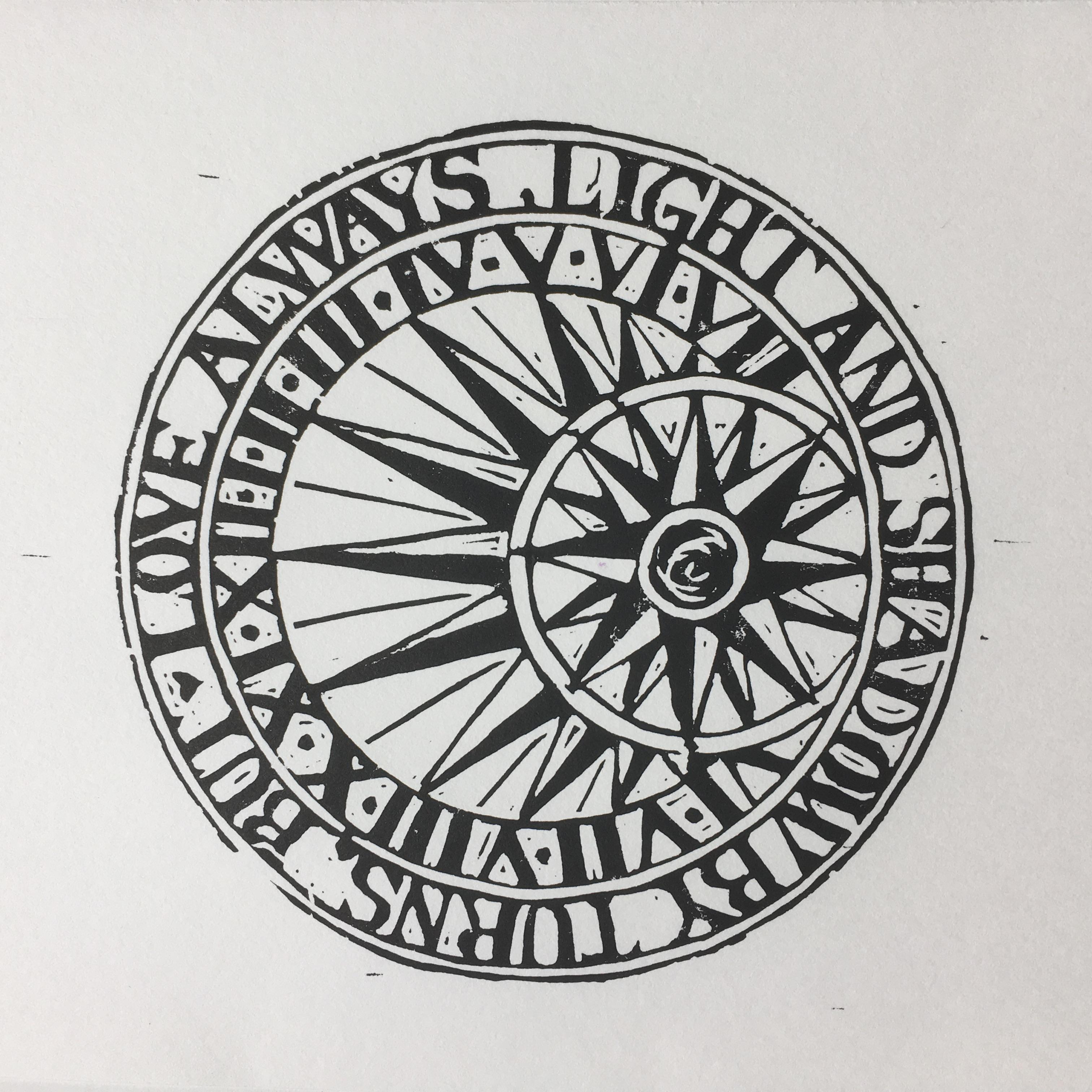Love Always Compass