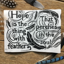 Hope is the Thing with Feather, 2016